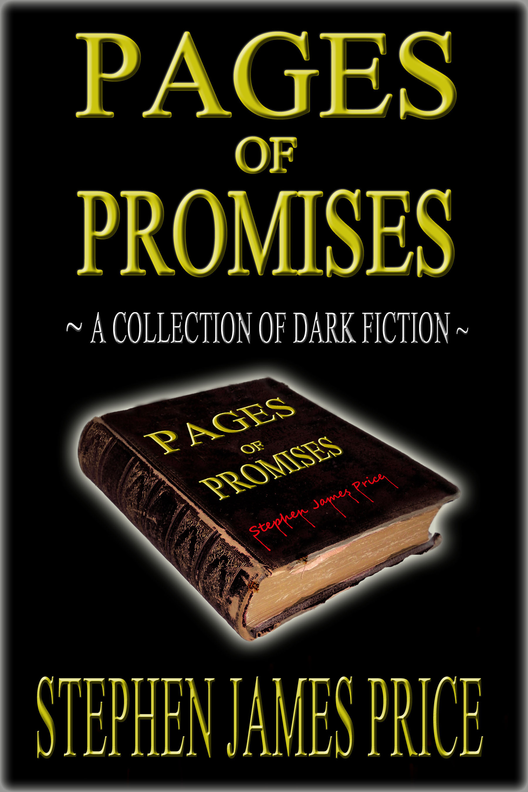 Pages Of Promises Stephen James Price